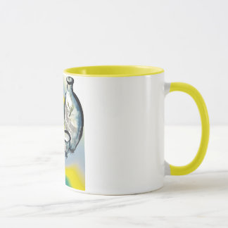 wine,water of life mug