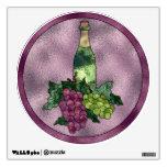 Wine Wine WIne Room Stickers