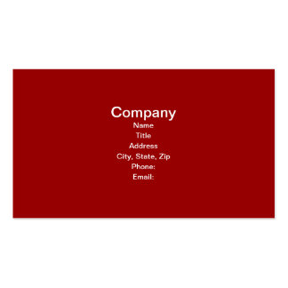 Wine Women & Song Business Cards