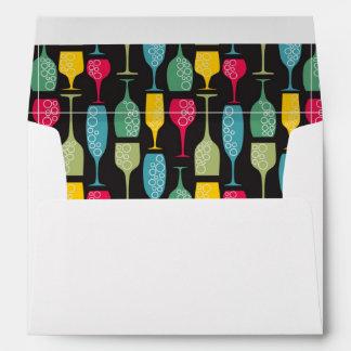 Wineglass Envelope