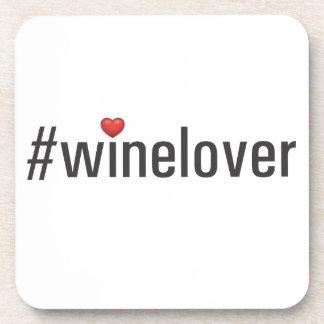 #winelover coaster set