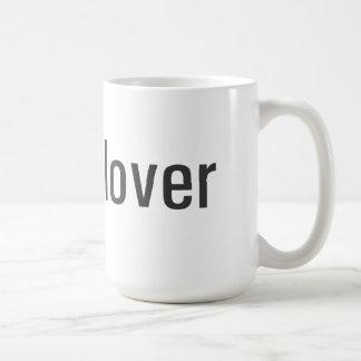 Winelovers start with coffee coffee mug
