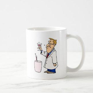 Winemaker 01 ~ #1 Wine Taster ~ Coffee Mug