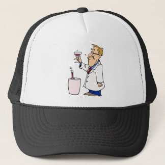 Winemaker # 01 trucker hat