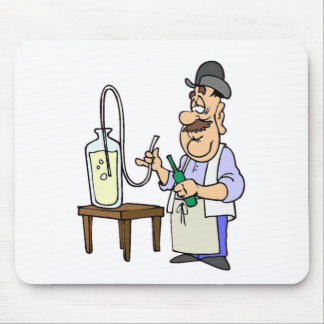 Winemaker 03 mouse pad