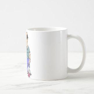 Winemaker # 04 coffee mug
