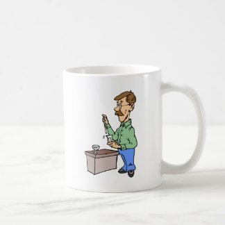 Winemaker # 05 ~ #1 Wine Tester ~ Coffee Mug