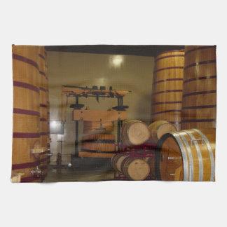 Winery kitchen towel