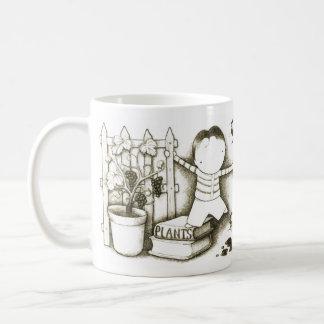 Winery Mug - Sepia