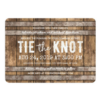 Winery Wedding Invitations & Announcements | Zazzle