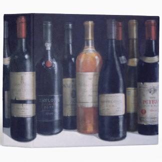 Winescape 1998 binder