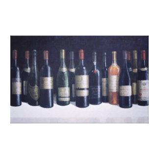 Winescape 1998 canvas print