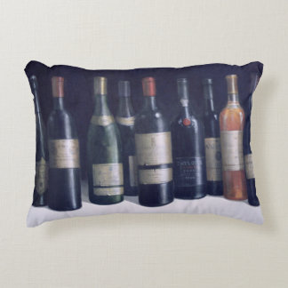 Winescape 1998 decorative pillow