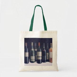 Winescape 1998 tote bag