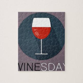 Winesday Jigsaw Puzzle