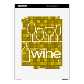 WineTime2 Decal For The iPad 2