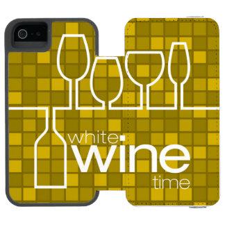 WineTime2 iPhone SE/5/5s Wallet Case