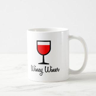 Winey Winer4 Coffee Mug
