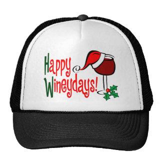 WIneydays feliz Gorras