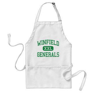 Winfield - Generals - High - Winfield Aprons
