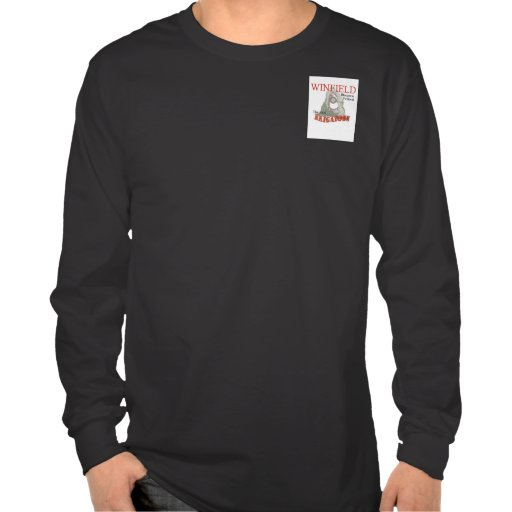 Winfield is Brigadoon T-shirts