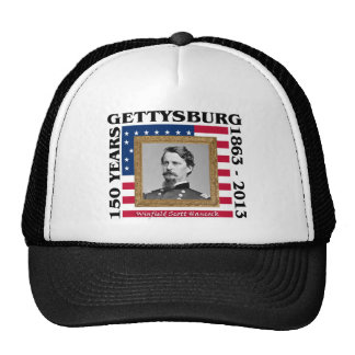 Winfield Scott Hancock - 150th Gettysburg Trucker Hat
