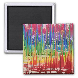 Winfrey Abstract Magnet