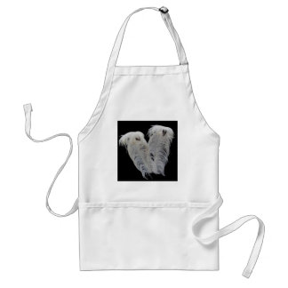wing adult apron