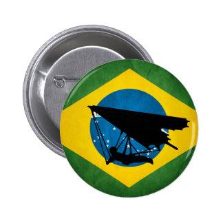 WING BRAZIL DELTA BUTTON