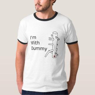 Wing Chun Dummy Tee