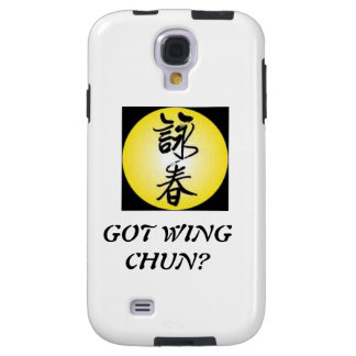 wing chun galaxy s4 case
