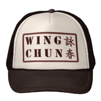 Wing Chun Hat
