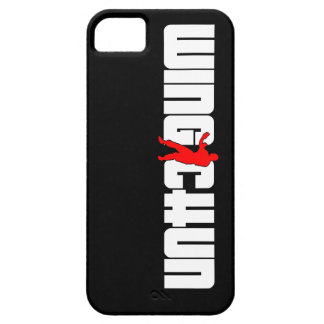 "Wing Chun ""Ip Man Style"" iPhone SE/5/5s Case"