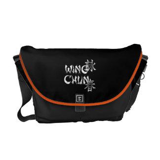 Wing Chun Messenger Bag (wcwtbb)