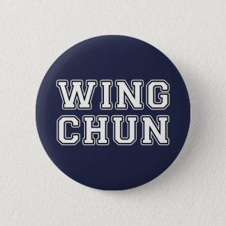 Wing Chun Pinback Button
