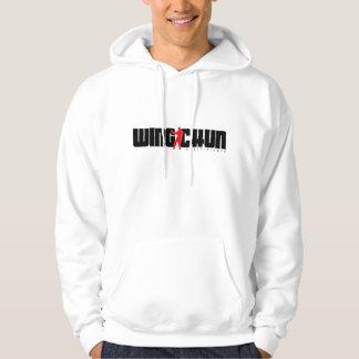 """Wing Chun """"Practitioner"""" Hoodie"""