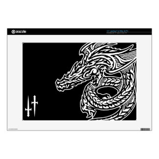 """Wing Dragon 15"""" Laptop For Mac & PC Skin Laptop Skin"""