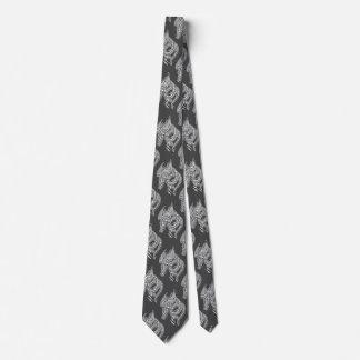 Wing Dragon Tie