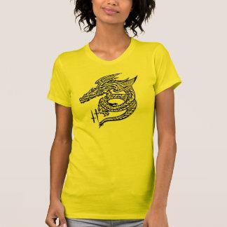 Wing Dragon Women's American Apparel Fine Jersey Tees