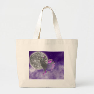 Wing Embrace Large Tote Bag
