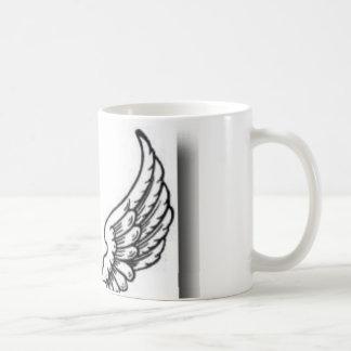 Wing Gear By Blue Kitty Coffee Mug