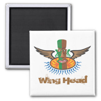 Wing Head Magnet