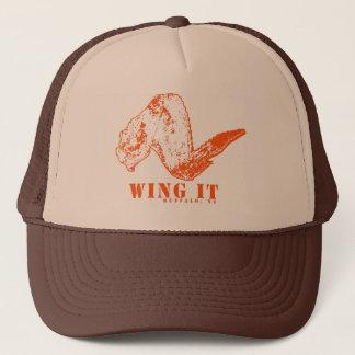 Wing It Trucker Hat