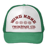 wing kong trading co. big trouble in little china hat