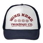 wing kong trading co. big trouble in little china hats