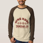 wing kong trading co. big trouble in little china tshirt