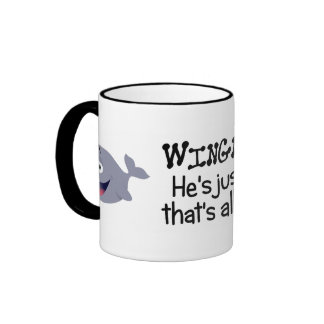 Wing-nut Political Viewpoints Ringer Mug