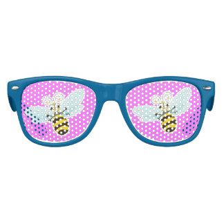 Wing-Nutz™_Bumble Bee (Buzz)_sweet & fun_Bee Cool! Kids Sunglasses