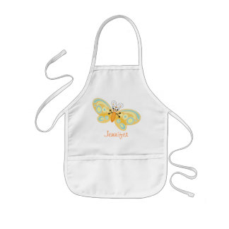 Wing-Nutz™_Butterfly (Beatrice)_ personalized Kids' Apron