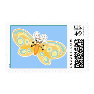Wing-Nutz™_Butterfly (Beatrice)_ sweet  & fun Postage